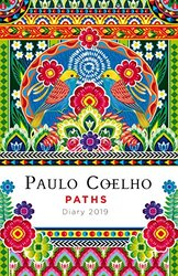Paths Day Planner 2019, Paperback Book, By: Paulo Coelho