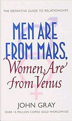 Men Are from Mars, Women Are from Venus, Paperback, By: John Gray