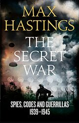 The Secret War, Paperback Book, By: Max Hastings