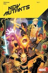 New Mutants By Jonathan Hickman Vol. 1, Paperback Book, By: Brisson Ed