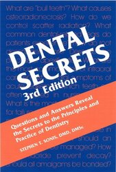 Dental Secrets, 3e, Paperback, By: Stephen T. Sonis DMD  DMSc
