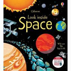 Look Inside Space, Hardcover Book, By: Rob Lloyd Jones