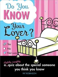 Do You Know Your Lover?, Paperback Book, By: Pat Robinson