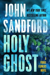 Holy Ghost, Hardcover Book, By: John Sandford