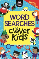 Wordsearches for Clever Kids, Paperback Book, By: Gareth Moore