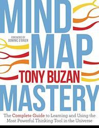Mind Map Mastery, Paperback, By: Tony Buzan