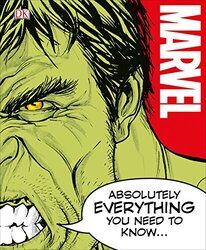 Marvel Absolutely Everything You Need to Know, Hardcover Book, By: Adam Bray