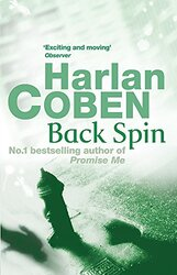 Back Spin, Paperback Book, By: Harlan Coben