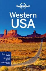 Lonely Planet Western USA, Paperback Book, By: Amy C. Balfour