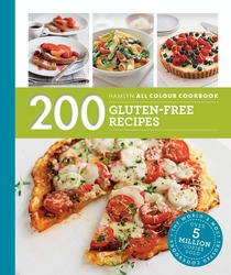 200 Gluten-Free Recipes: Hamlyn All Colour Cookbook, Paperback Book, By: Louise Blair