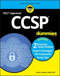 CCSP For Dummies with Online Practice, Paperback Book, By: Arthur J. Deane