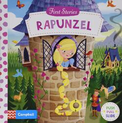 Rapunzel, Board Book, By: Dan Taylor