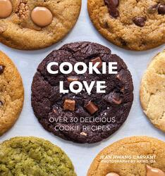 Cookie Love: Over 30 delicious cookie recipes, Hardcover Book, By: Jean Hwang Carrant