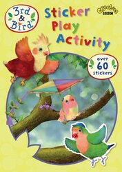 3rd and Bird: Sticker Play Activity, Paperback Book, By: BBC