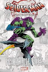 Spider-Man: Into the Spider-Verse - Fearsome Foes, Paperback Book, By: Stan Lee