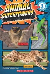 Animal Superpowers, Paperback Book, By: Christopher Hernandez