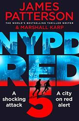 NYPD Red 5, Paperback Book, By: James Patterson