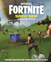 FORTNITE Official: Supply Drop: The Collectors' Edition, Hardcover Book, By: Epic Games