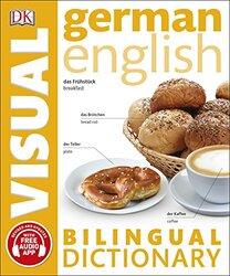 German English Bilingual Visual Dictionary (DK Bilingual Dictionaries), Paperback Book, By: DK