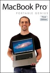 MacBook Pro Portable Genius, Paperback Book, By: Brad Miser