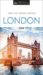 DK Eyewitness Travel Guide London: 2019, Paperback Book, By: Dk Travel