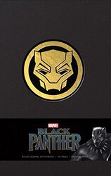Marvel's Black Panther Hardcover Ruled Journal, Hardcover Book, By: Insight Editions