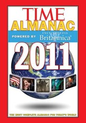 Time Almanac 2011, Paperback Book, By: Editors of TIME Magazine Powered by Encyclopaedia Britannica