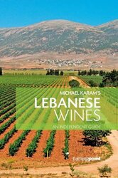 Lebanese Wines, Paperback Book, By: Michael Karam