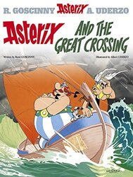 Asterix and the Great Crossing (Asterix (Orion Paperback)), Paperback, By: Rene Goscinny