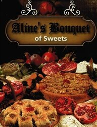 Aline's Bouquet, Hardcover Book, By: Aline Bayramian