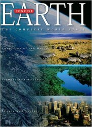 Earth: The World Atlas (Concise), Hardcover, By: Charles F. Gritzner
