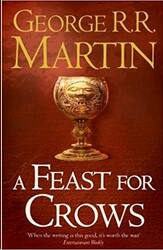 A Feast for Crows, Paperback Book, By: George R. R. Martin