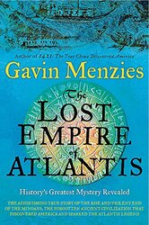 The Lost Empire of Atlantis, Paperback Book, By: Gavin Menzies