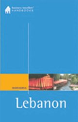 Lebanon: Business Travellers' Handbook, Paperback Book, By: James Lawday