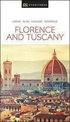 DK Eyewitness Travel Guide Florence and Tuscany, Paperback Book, By: DK Travel