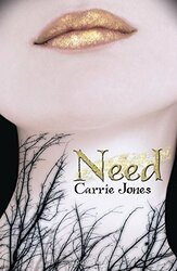 Need, Paperback Book, By: Carrie Jones