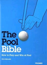 The Pool Bible, Hardcover, By: Nick Metcalfe