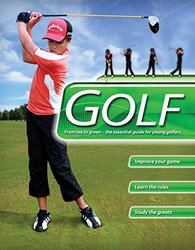 Golf, Paperback Book, By: Clive Gifford