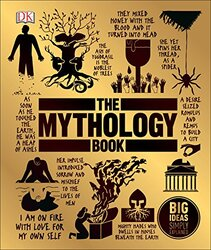 The Mythology Book: Big Ideas Simply Explained, Hardcover Book, By: Dorling Kindersley