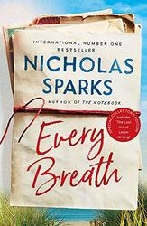 Every Breath, Hardcover Book, By: Nicholas Sparks
