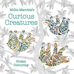 Millie Marotta's Curious Creatures Pocket Colouring, Paperback Book, By: Millie Marotta