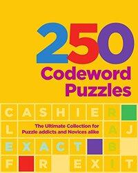 250 Codeword Puzzles, By: Parragon