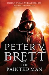 The Painted Man (The Demon Cycle, Book 1), Paperback Book, By: Peter V. Brett