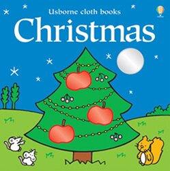 Christmas (Usborne Cloth Books), Rag Book, By: Fiona Watt