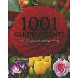 1001 Most Popular Garden Plants, Hardcover Book, By: PARRAGON