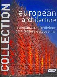 Collection: European Architecture, Hardcover Book, By: Michelle Galindo