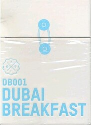 DB001 Dubai Breakfast, Paperback Book, By: Tala Soubra