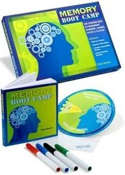 Memory Boot Camp, Paperback, By: Tony Buzan