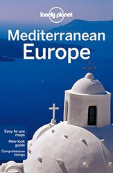 Mediterranean Europe: Multi Country Guide (Lonely Planet Multi Country Guide), Paperback Book, By: Duncan Garwood