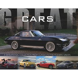 Great Cars (Best Ever Db), Hardcover Book, By: Parragon